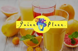 Logo  Juice Place CC Cafam floresta