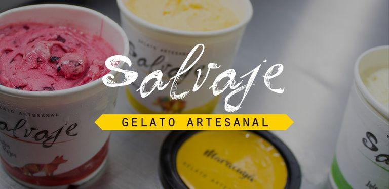Logo Salvaje Gelato