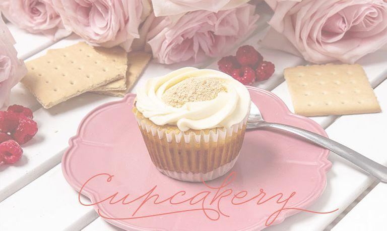 Logo Cupcakery - Postres