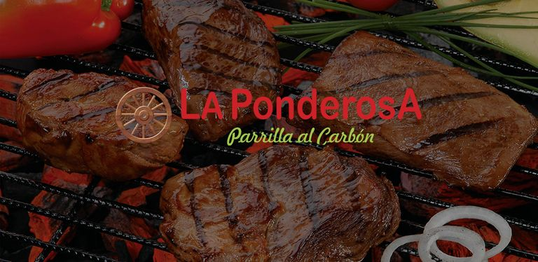 Logo La Ponderosa - Tipica