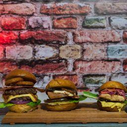 Bribon burgers