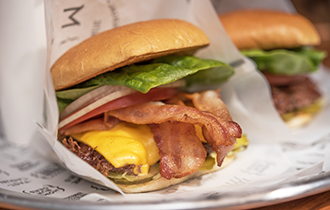Logo Home Burgers