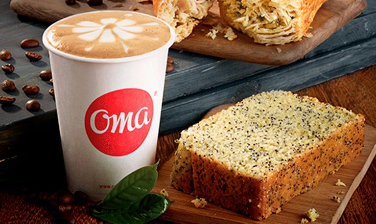 Logo OMA Café