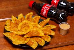 Empanaditas de Pipian - Empanadas