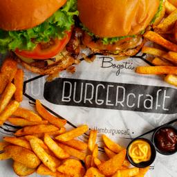 Bogotá Burgercraft