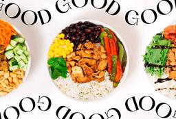 The Good Rice Bowls.