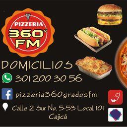 Pizzeria 360 fm