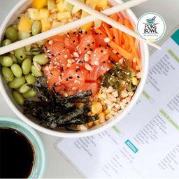 POKE BOWL - The Hawaiian Sushi
