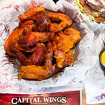 Logo Capital Wings Express