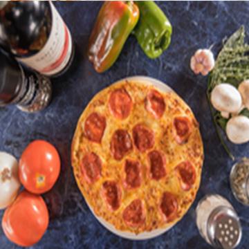 Logo Aprissa Pizza