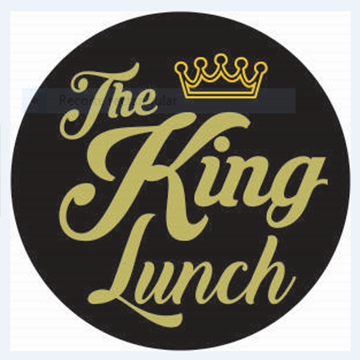 Logo The King Lunch