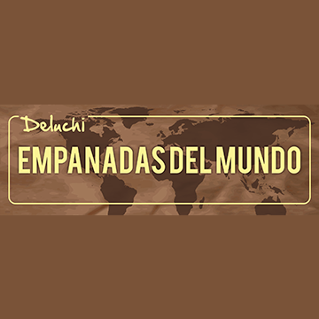 Logo Deluchi Empanadas del Mundo