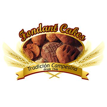 Logo Fondant Cakes