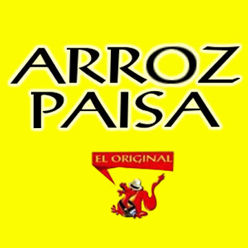 Logo Arroz Paisa Bogotá