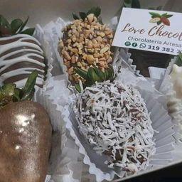 Love Chocolate Chocolateria