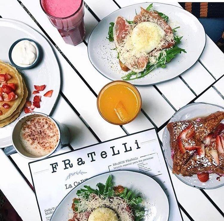 Logo Fratelli - Desayunos