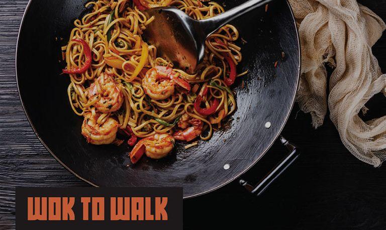 Logo Wok To Walk - Asiatica