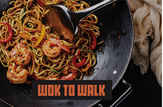 Logo Wok To Walk - Asiatica