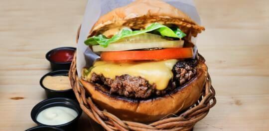 Logo Beef Burger