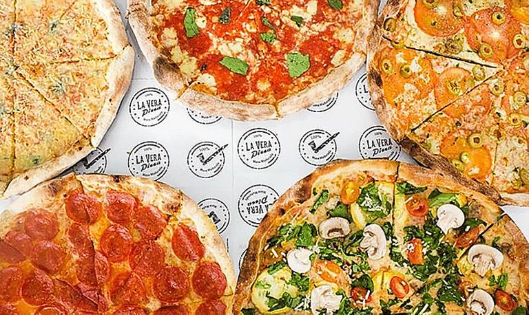 Logo La Vera Pizza