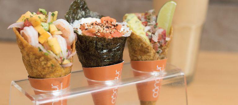 Logo Conosur - Sushi