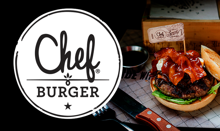 Logo Chef Burger