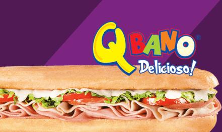 Logo Sándwich Qbano