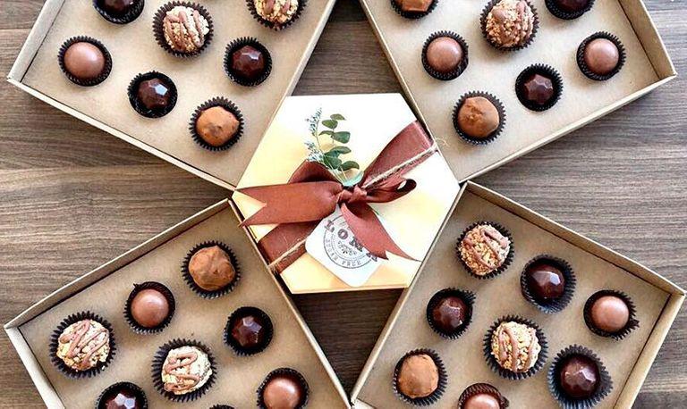 Logo LOMA Chocolate