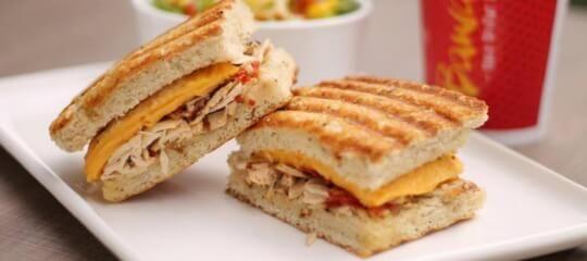 Logo Bawana - Sandwich