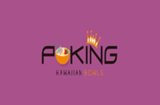 Logo Poking Hawaiian Bowls