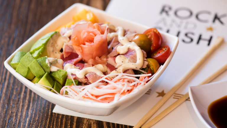 Logo City Poke - BOWL