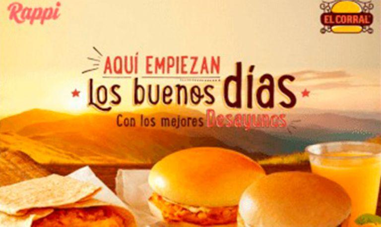Logo El Corral - Desayunos