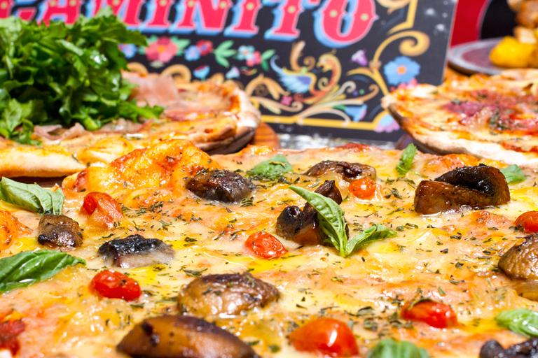 Logo Caminito - Pizza