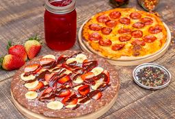 Logo Roman Pizza