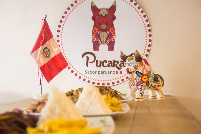 Logo Pucara - Peruana