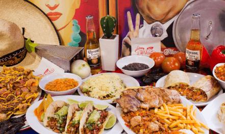 Logo Mero Taco G - Mexicana