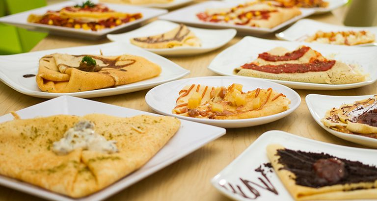 Logo Creppings - Crepes