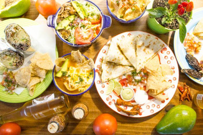 Logo Chilango, Tacos y Chelas