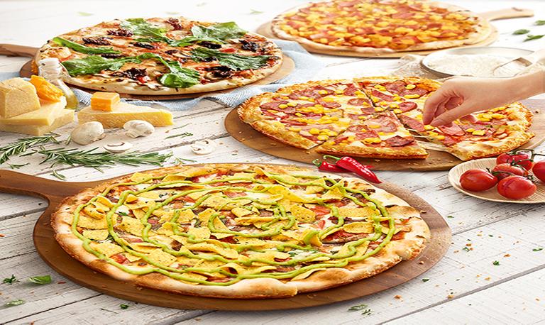 Logo Viva la Pizza