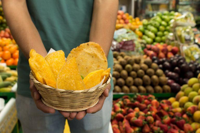 Logo Empanadas Mister Tru