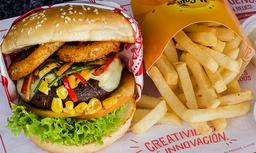 Tasty Burger Beef