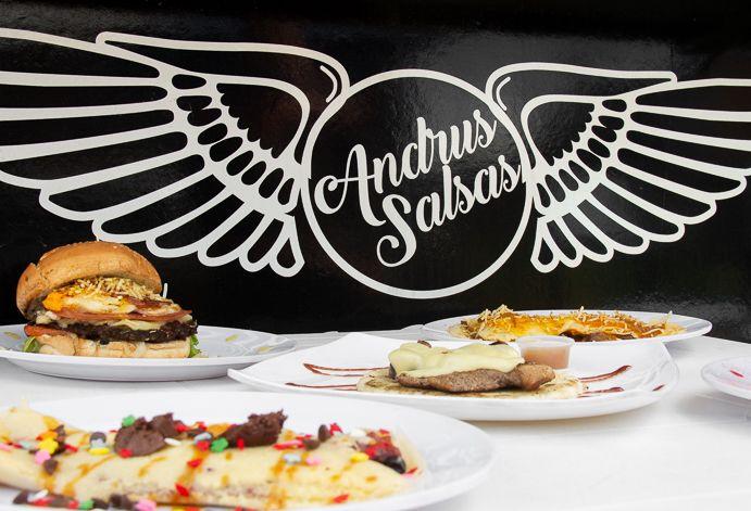 Logo Andrus Salsas