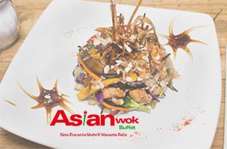 Logo Asian Wok Buffet