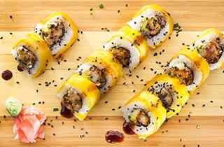 Logo Sushi Home