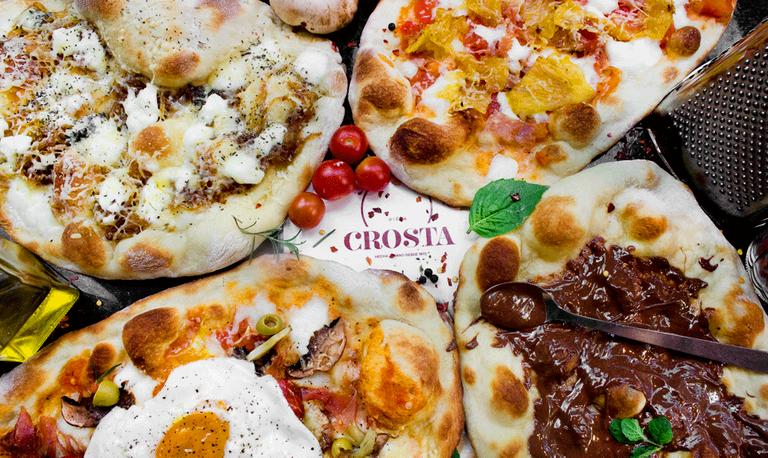 Logo Crosta Pizzeria