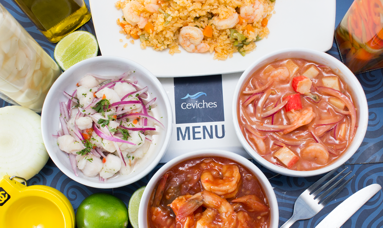 Logo Ceviches Express