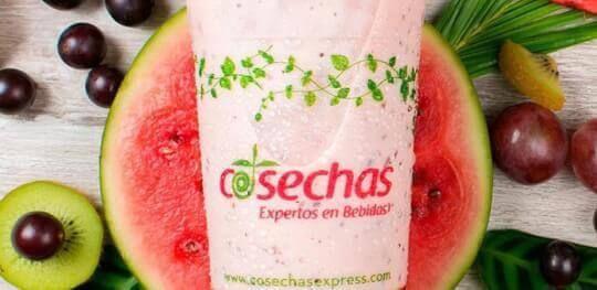 Logo Cosechas - Batidos