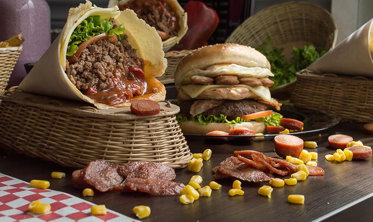 Logo Real Fast Food