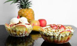 Ensaladas de frutas Molejo