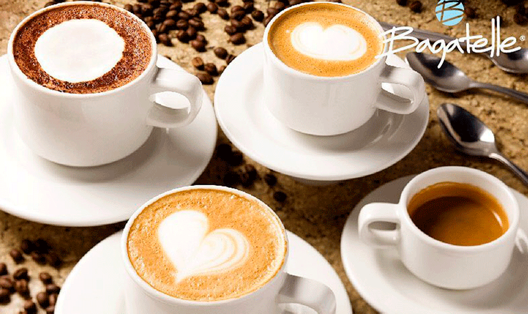 Logo Bagatelle Café